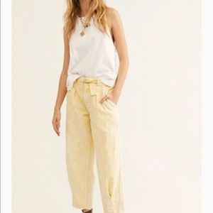 NEW Free People Paloma Slouchy Jeans  sz 30